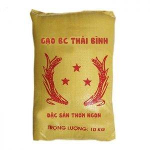 Gạo BC Thái Bình