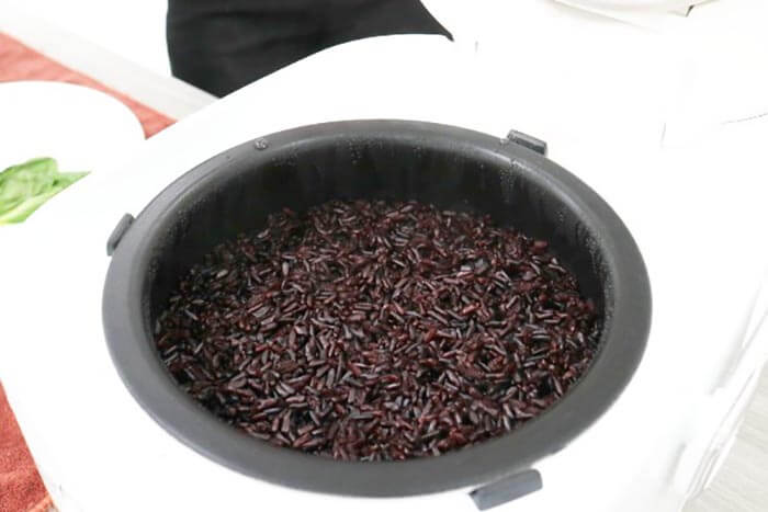 Hướng dẫn nấu gạo lứt đen