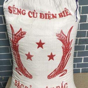 Gạo séng cù Điện Biên