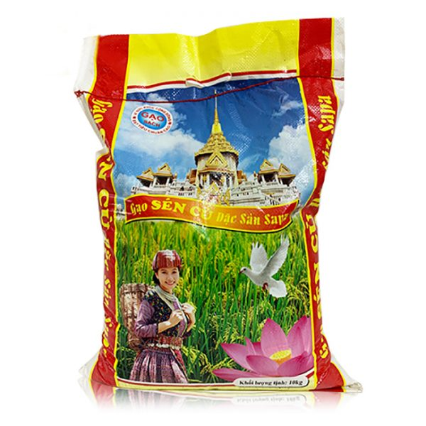 Gạo séng cù Sapa