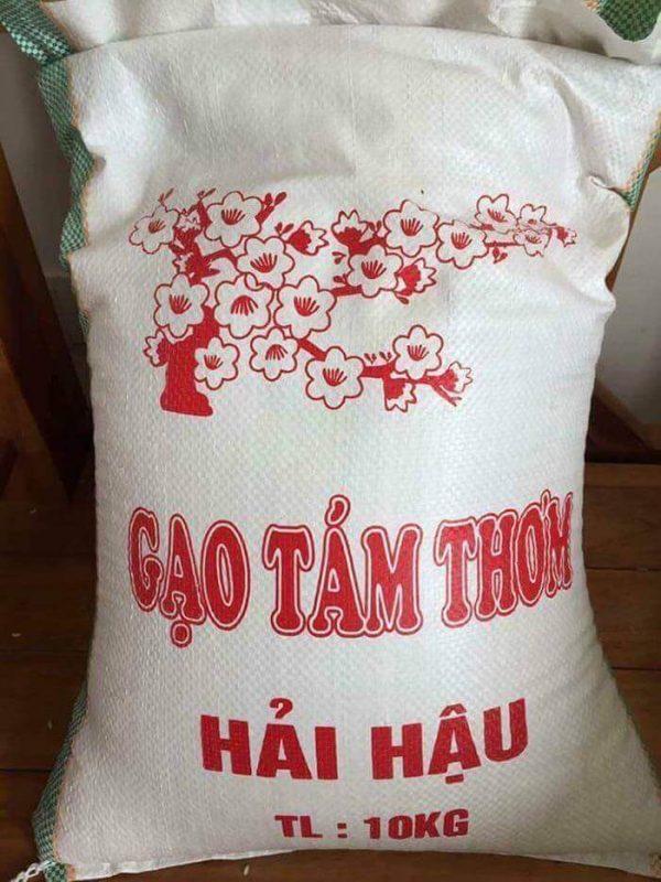 Gạo thám thơm Hải Hậu
