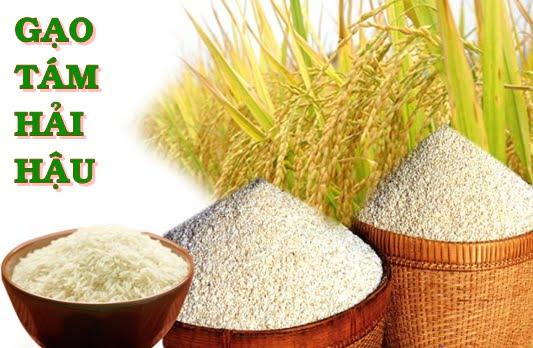Gạo tám Hải Hậu có nhiêu dưỡng chất